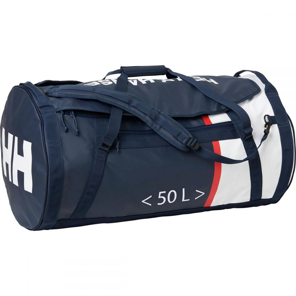 ヘリーハンセン Helly Hansen レディース バッグ ボストンバッグ・ダッフルバッグ【Duffel Bag 2 50L】Evening Blue