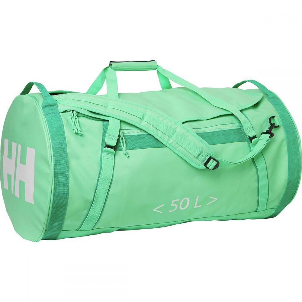 ヘリーハンセン Helly Hansen レディース バッグ ボストンバッグ・ダッフルバッグ【Duffel Bag 2 50L】Spring Bud