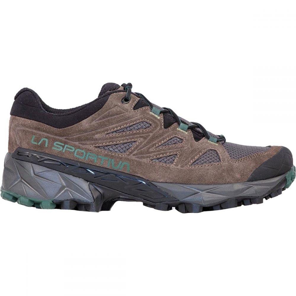 ラスポルティバ La Sportiva メンズ ハイキング・登山 シューズ・靴【Trail Ridge Low Hiking Shoes】Mocha/Forest