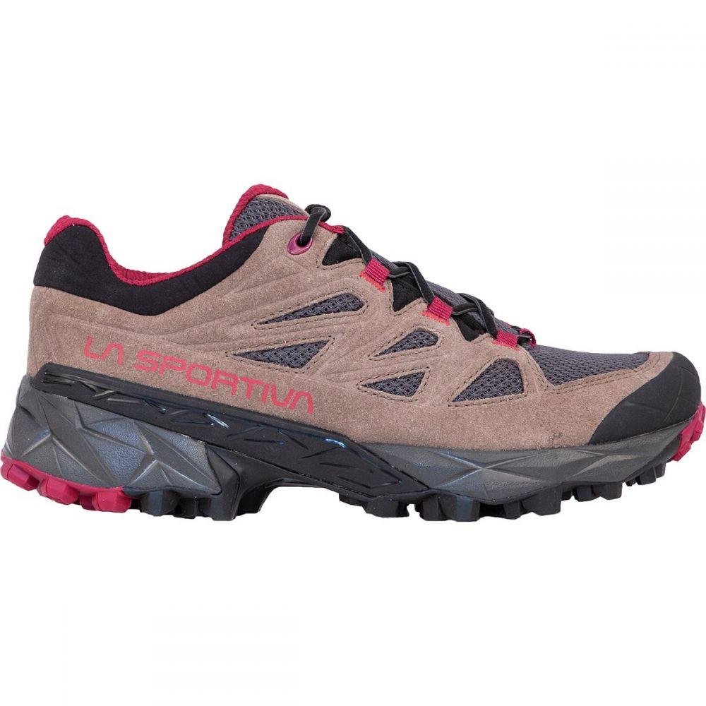 ラスポルティバ La Sportiva レディース ハイキング・登山 シューズ・靴【Trail Ridge Low Hiking Shoe】Taupe/Beet