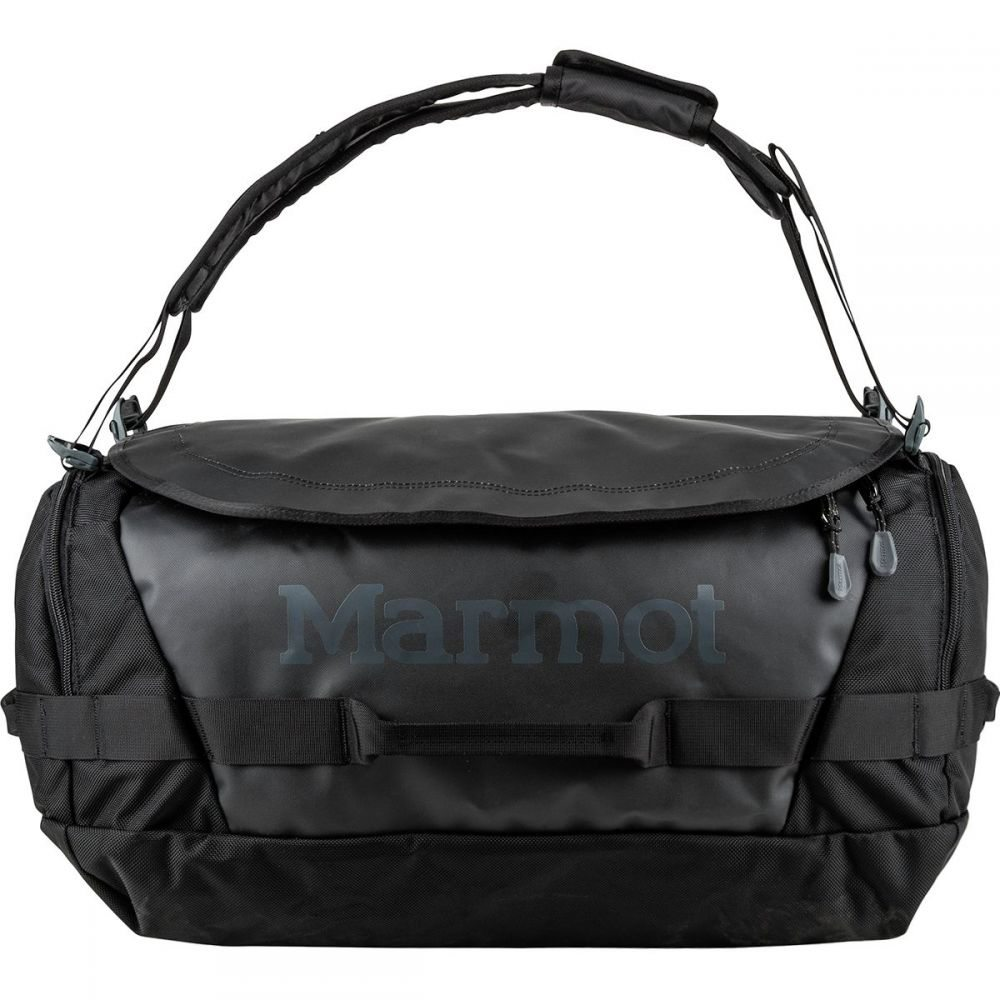 マーモット Marmot レディース バッグ ボストンバッグ・ダッフルバッグ【Long Hauler Medium 50L Duffel Bag】Black