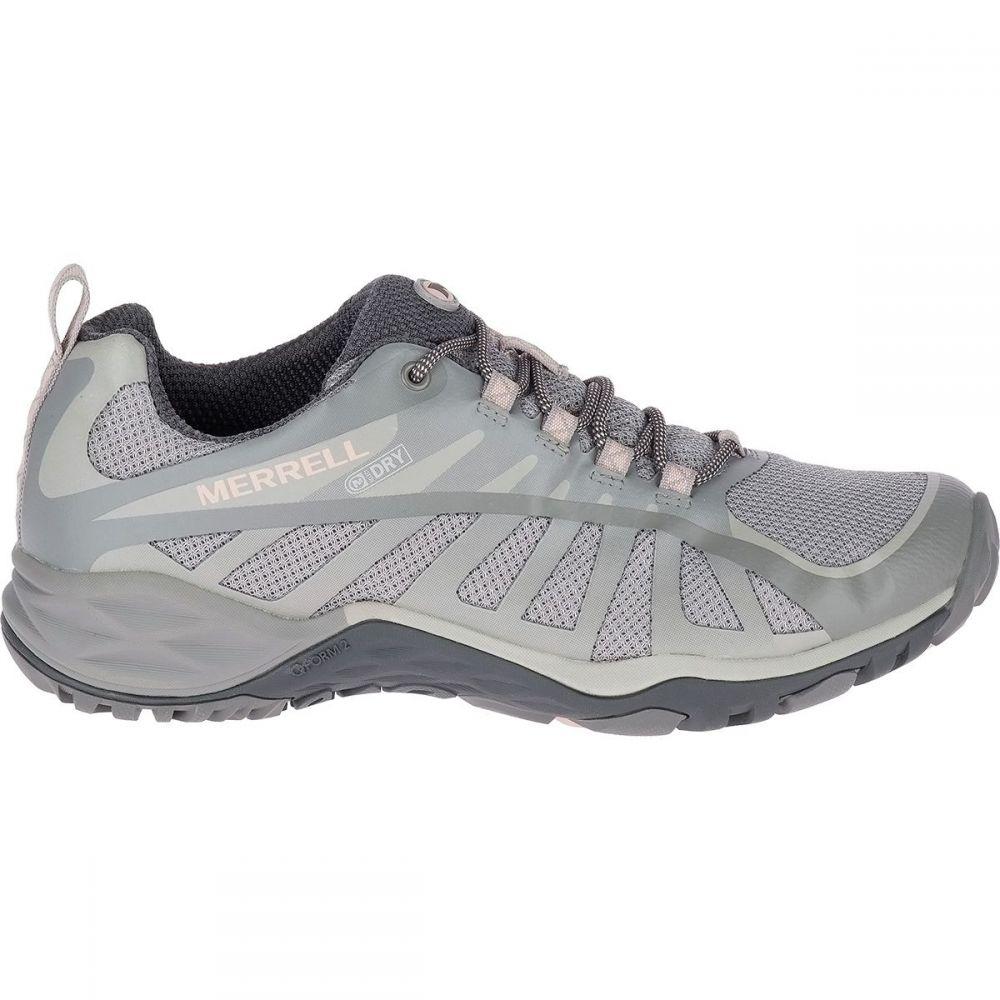 メレル Merrell レディース ハイキング・登山 シューズ・靴【Siren Edge Q2 Waterproof Hiking Shoe】Frost