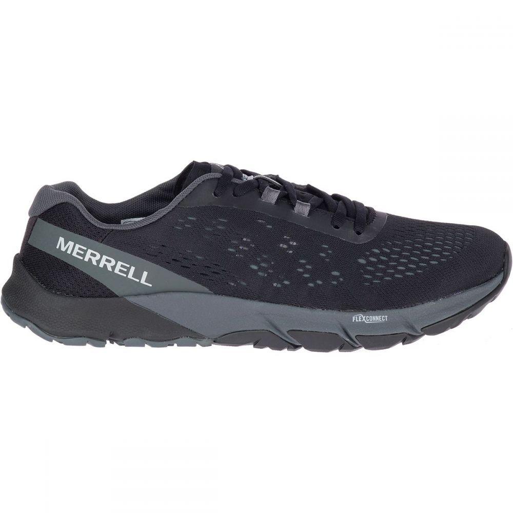 メレル Merrell メンズ ランニング・ウォーキング シューズ・靴【Bare Access Flex 2 E - Mesh Trail Running Shoes】Black