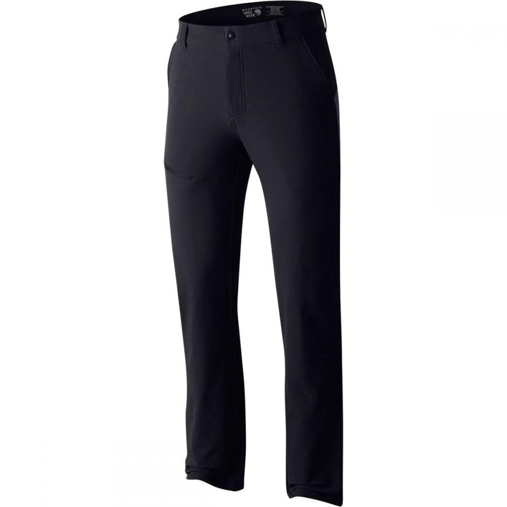 マウンテンハードウェア Mountain Hardwear メンズ ハイキング・登山 ボトムス・パンツ【Chockstone 24/7 Pants】Black