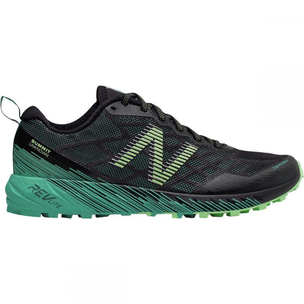ニューバランス New Balance レディース ランニング・ウォーキング シューズ・靴【Summit Unknown Trail Running Shoe】Tidepool/Black