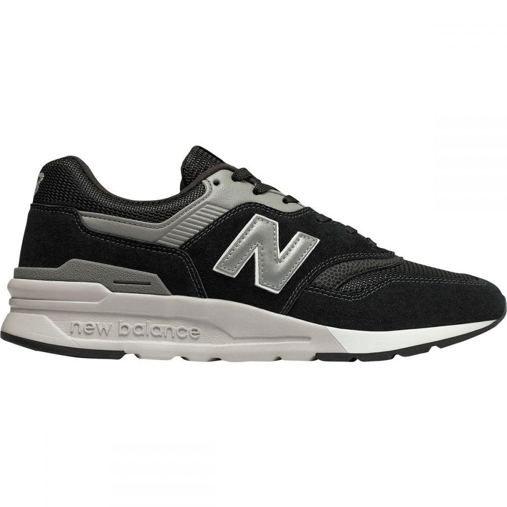 ニューバランス New Balance メンズ シューズ・靴 スニーカー【997H Classic Shoes】Black/Silver