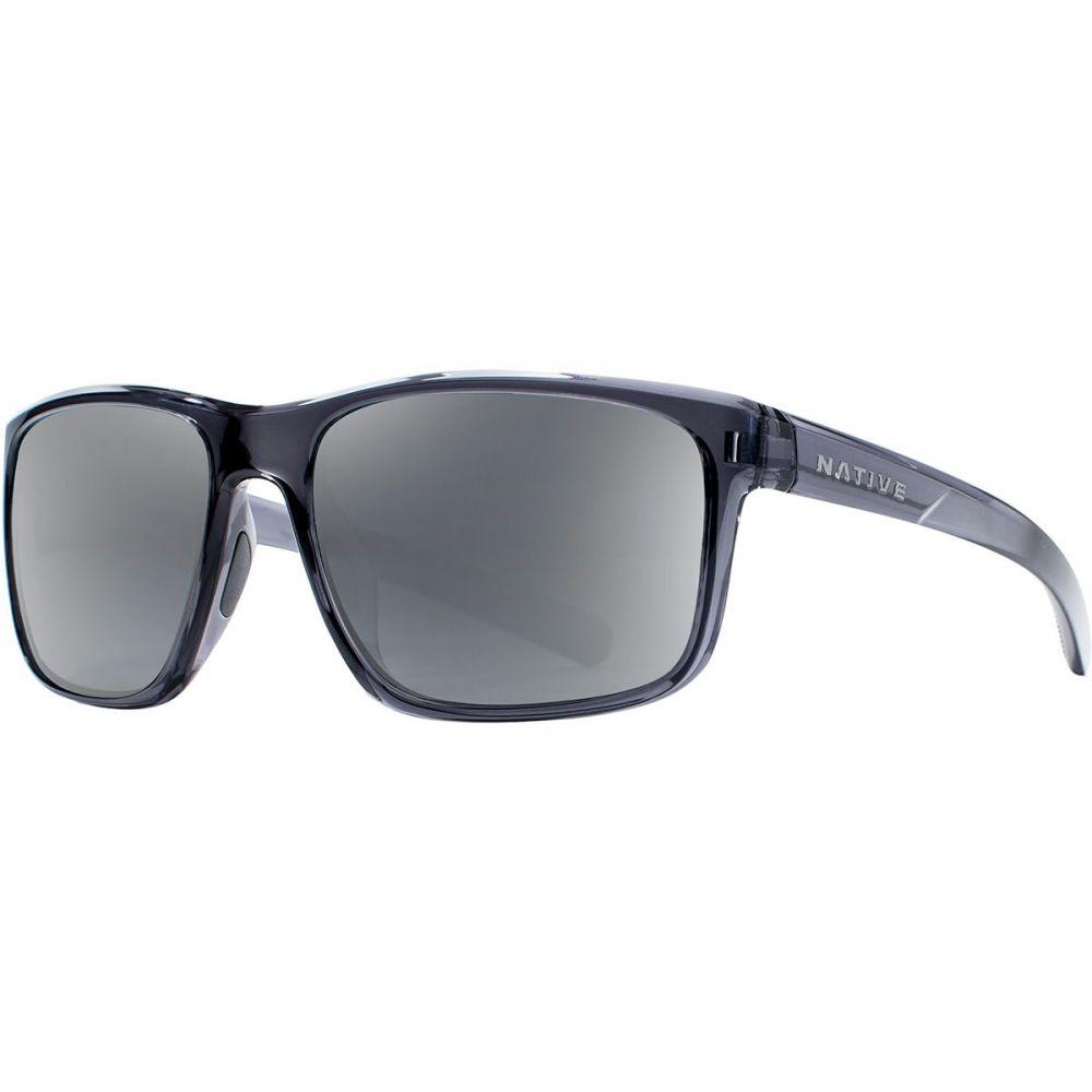 ネイティブアイウェア Native Eyewear レディース スポーツサングラス【Griz Polarized Sunglasses】Desrt Tan/Gray