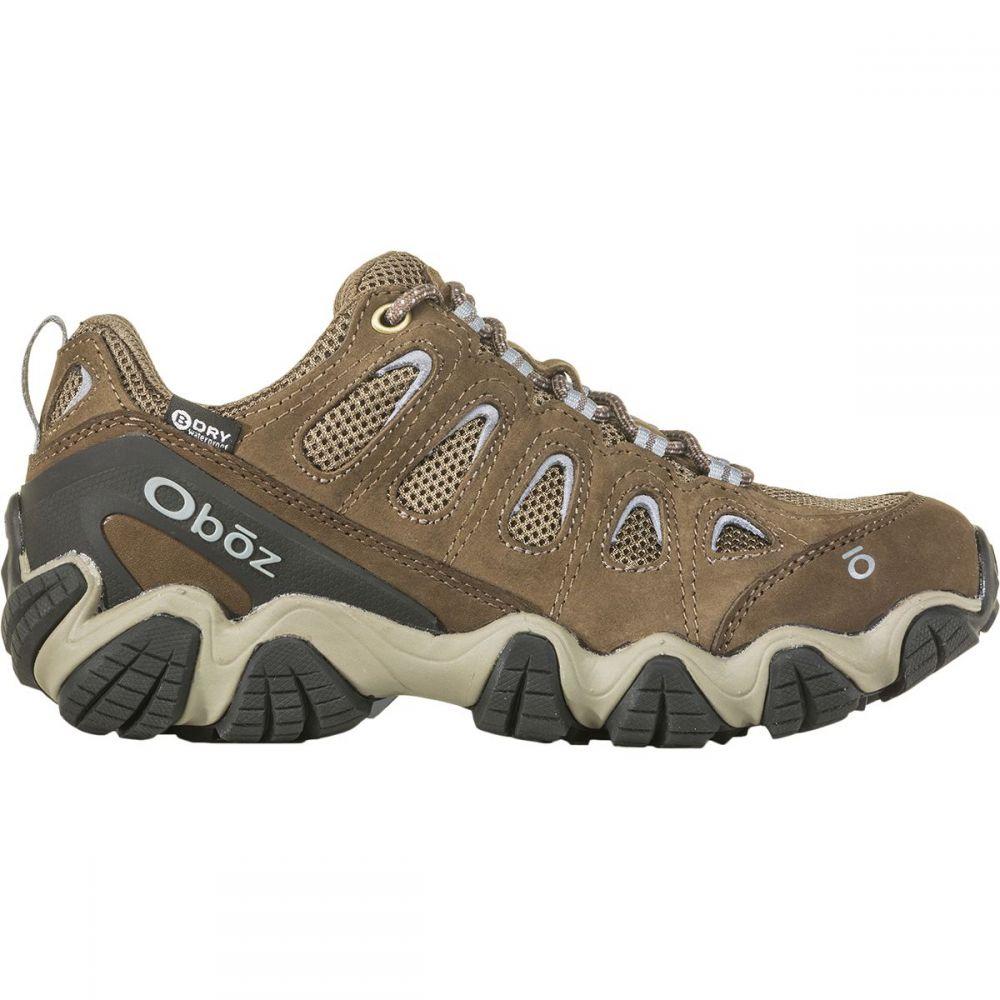 オボズ Oboz レディース ハイキング・登山 シューズ・靴【Sawtooth II Hiking Shoe】Tradewinds Blue