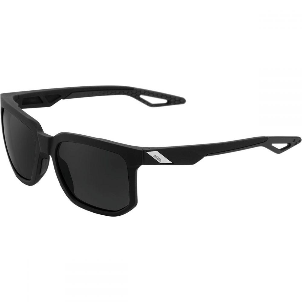 ヒャクパーセント 1 レディース スポーツサングラス【Centric Sunglasses】Matte Black-Smoke Lens