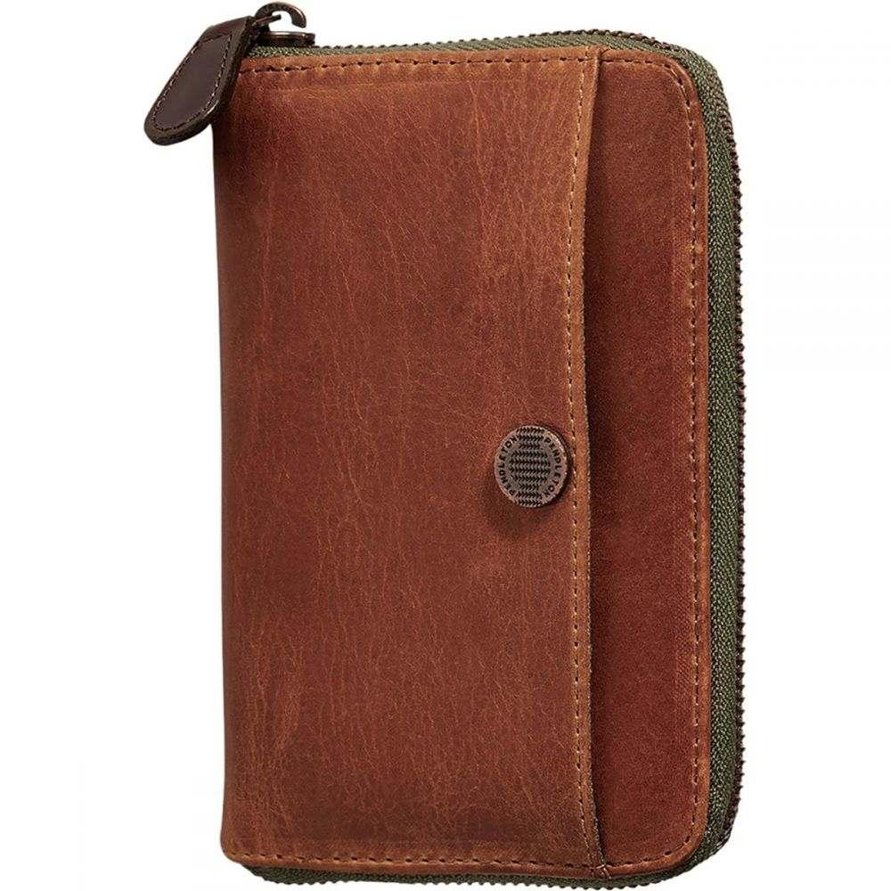 ペンドルトン Pendleton レディース 財布【Leather Zip Wallet】Tan
