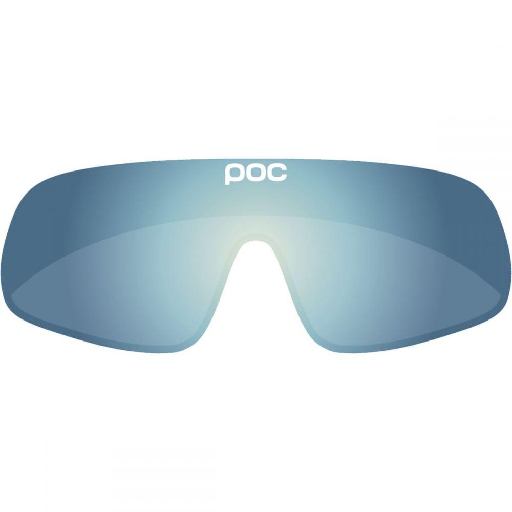 ピーオーシー POC レディース スポーツサングラス【Crave Spare Lens】Light Blue/Electric Mirror 24.8