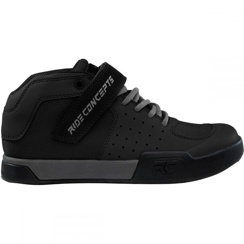 ライドコンセプツ Ride Concepts メンズ 自転車 シューズ・靴【Wildcat Shoes】Black/Charcoal