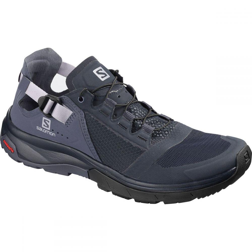 サロモン Salomon レディース シューズ・靴 ウォーターシューズ【Techamphibian 4 Shoe】Navy Blazer/Crown Blue/Languid Lavender