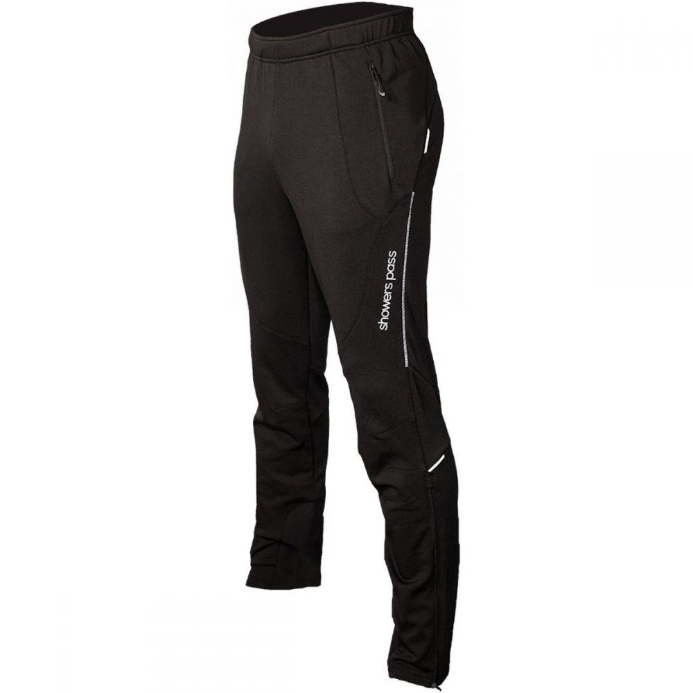 シャワーズ パス Showers Pass メンズ 自転車 ボトムス・パンツ【Track Pantss】Black