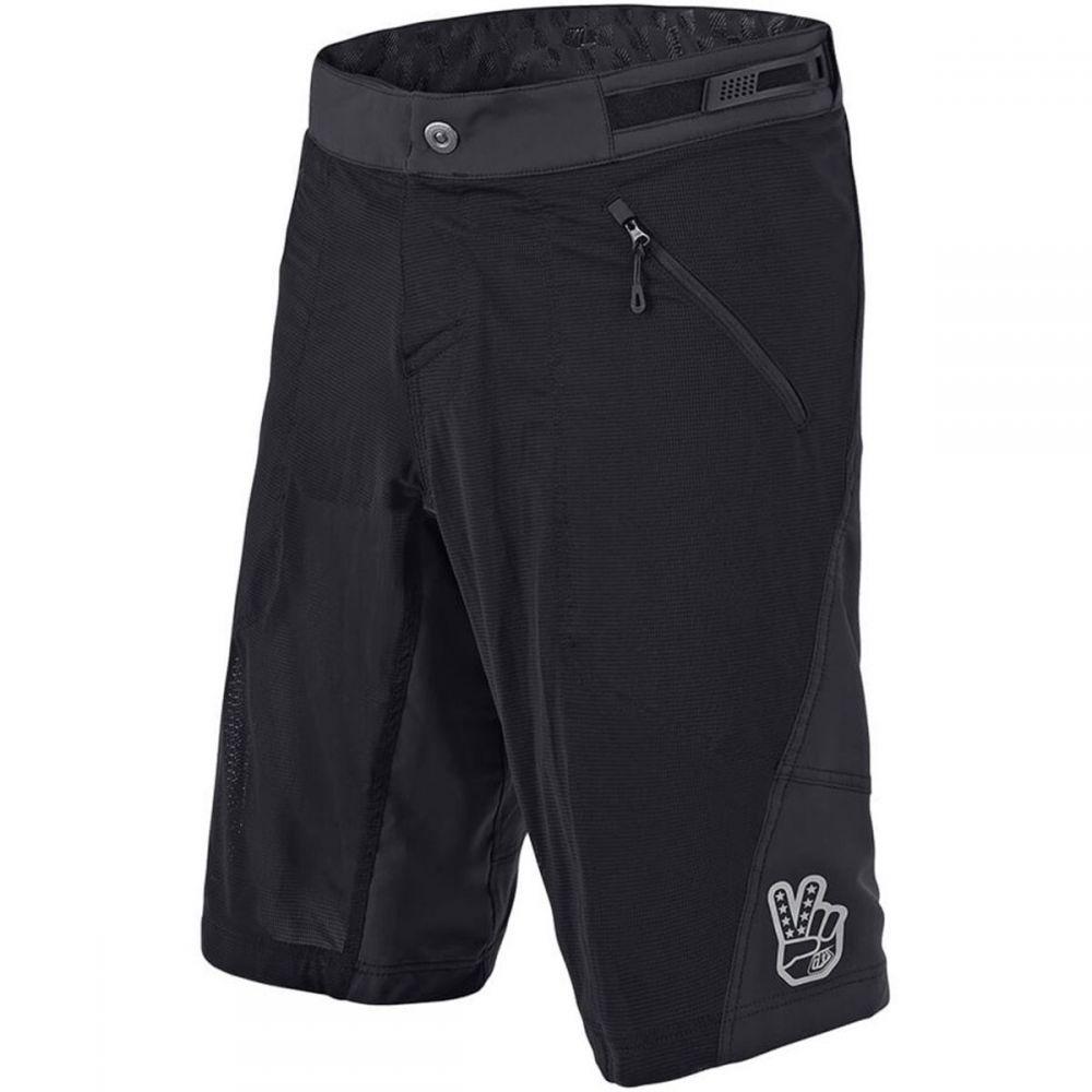 トロイリーデザイン Troy Lee Designs メンズ 自転車 ボトムス・パンツ【Skyline Air Shorts】Solid Black
