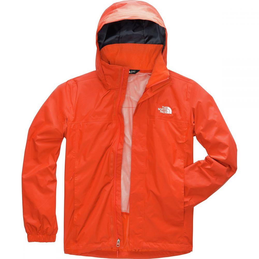 ザ ノースフェイス The North Face メンズ アウター レインコート【Resolve 2 Hooded Jackets】Zion Orange