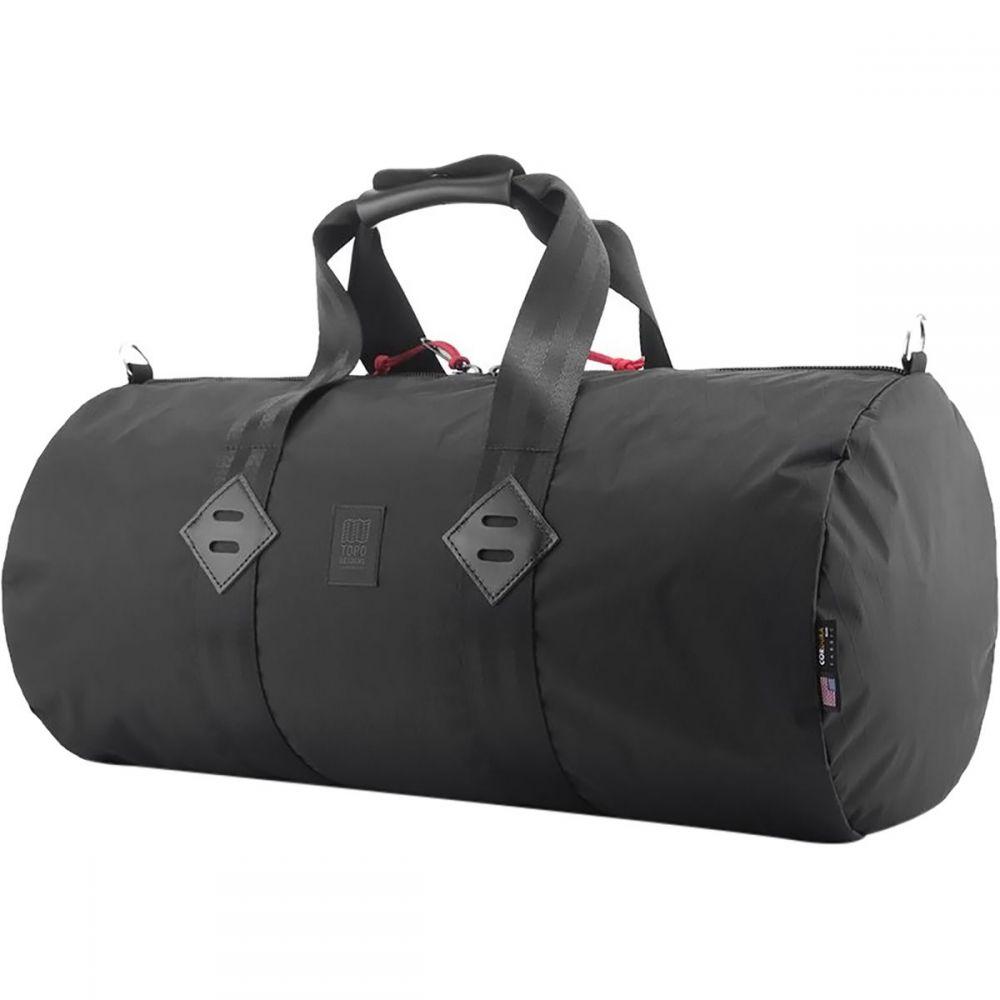 トポ デザイン Topo Designs レディース バッグ ボストンバッグ・ダッフルバッグ【Classic 44L Duffel】X-Pac Black