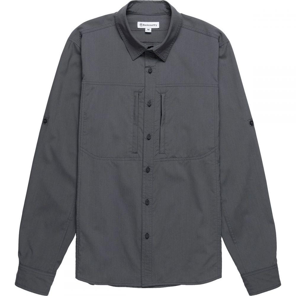 バックカントリー Backcountry メンズ トップス【Kessler Active Shirts】Asphalt