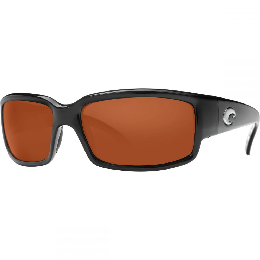 コスタ Costa レディース スポーツサングラス【Caballito 580P Polarized Sunglasses】Black/Copper