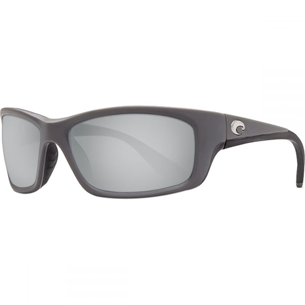 コスタ Costa レディース スポーツサングラス【Jose Polarized 580P Sunglassess】Matte Gray Copper 580p