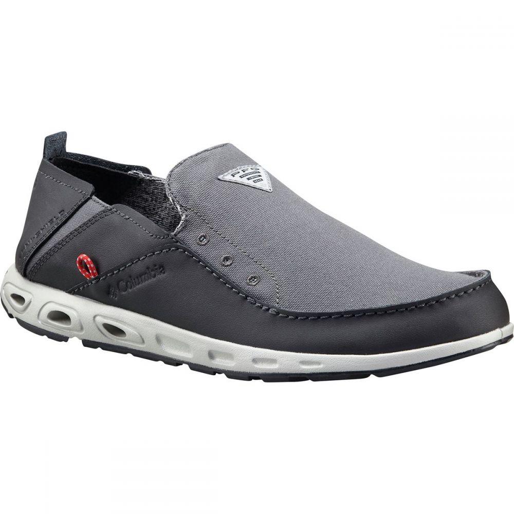 コロンビア Columbia メンズ シューズ・靴 ウォーターシューズ【Bahama Vent PFG Shoes】Titanium Mhw/Bright Red