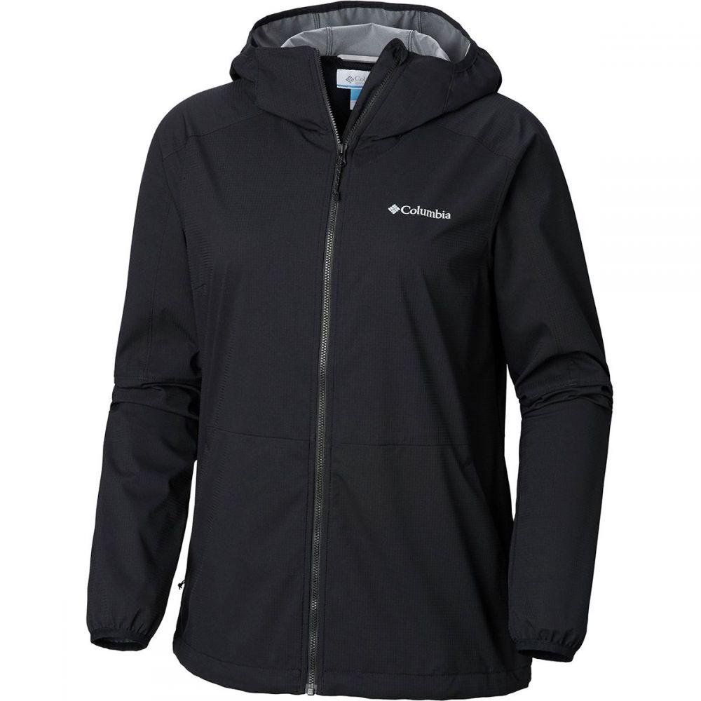 コロンビア Columbia レディース アウター レインコート【Mystic Trail Jacket】Black