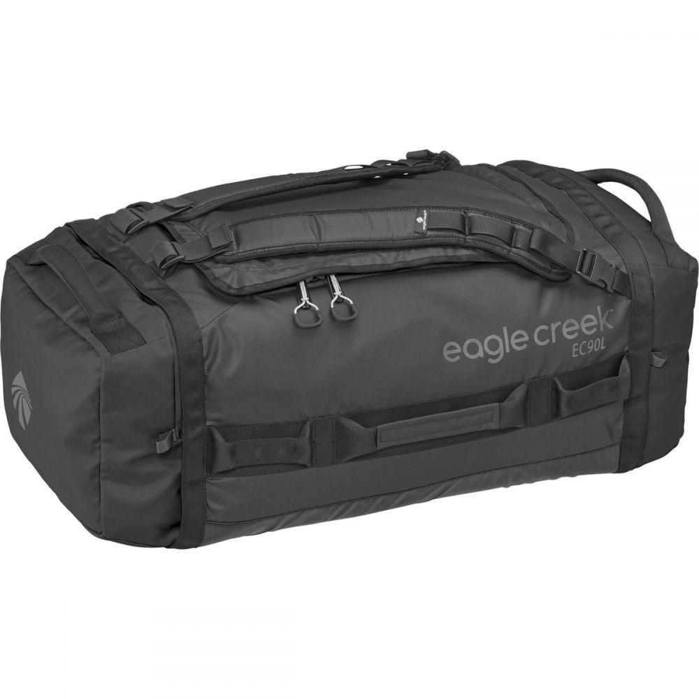 エーグルクリーク Eagle Creek レディース バッグ ボストンバッグ・ダッフルバッグ【Cargo Hauler 90L Duffel】Black