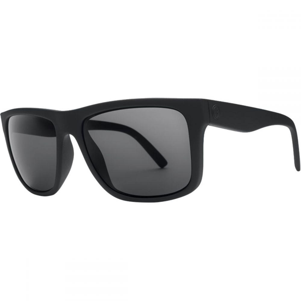 エレクトリック Electric メンズ メガネ・サングラス【Swingarm XL Sunglassess】Matte Black/OHM Grey