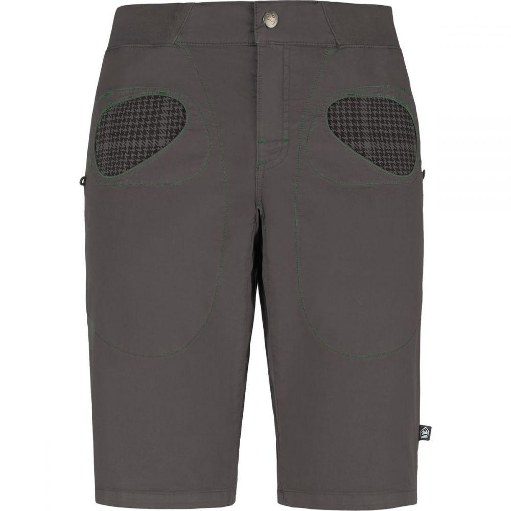 E9 メンズ ハイキング・登山 ボトムス・パンツ【Rondo Shorts】Iron