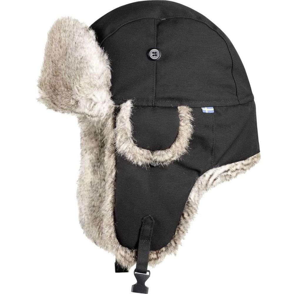 フェールラーベン Fjallraven レディース 帽子【Singi Heater Hat】Dark Grey