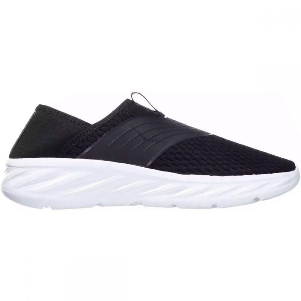 ホカ オネオネ HOKA ONE ONE メンズ シューズ・靴【Ora Recovery Shoes】Black/Phantom
