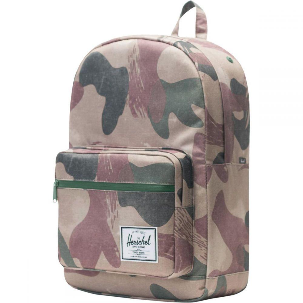 ハーシェル サプライ Herschel Supply レディース バッグ バックパック・リュック【Pop Quiz 22L Backpack】Brushstroke Camo