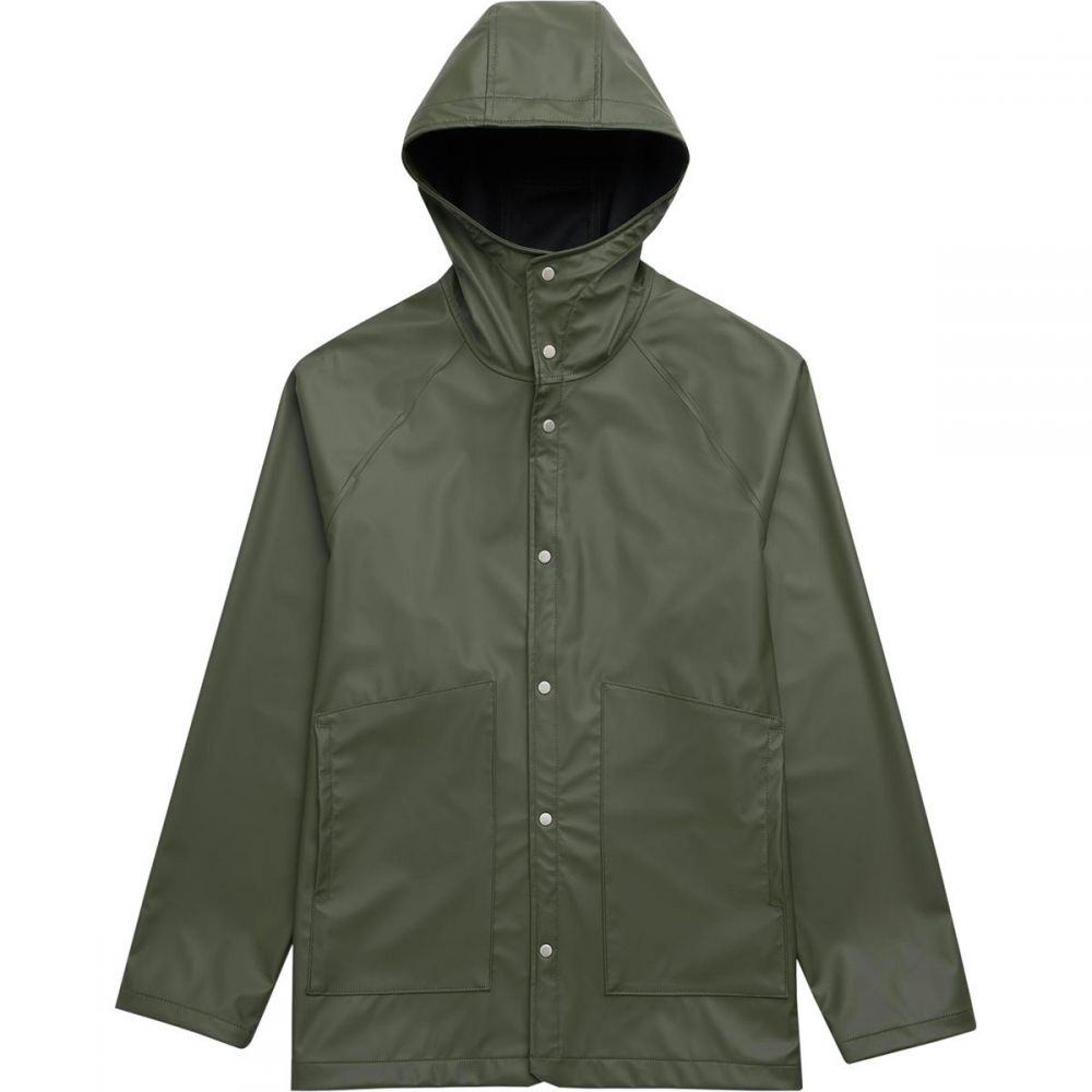 ハーシェル サプライ Herschel Supply メンズ アウター レインコート【Classic Jackets】Dark Olive