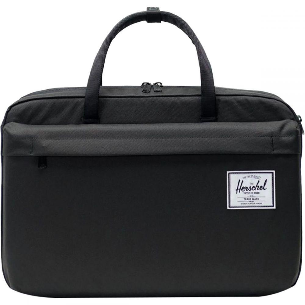 ハーシェル サプライ Herschel Supply レディース バッグ ボストンバッグ・ダッフルバッグ【Bowen Travel 27L Duffel Bag】Black