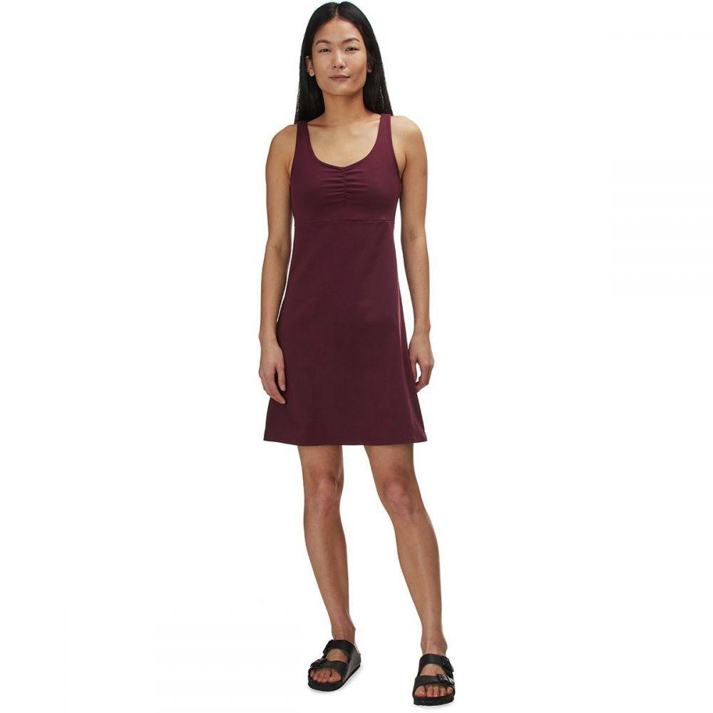 キュール KUHL レディース ワンピース・ドレス ワンピース【Harmony Dress】Burgundy