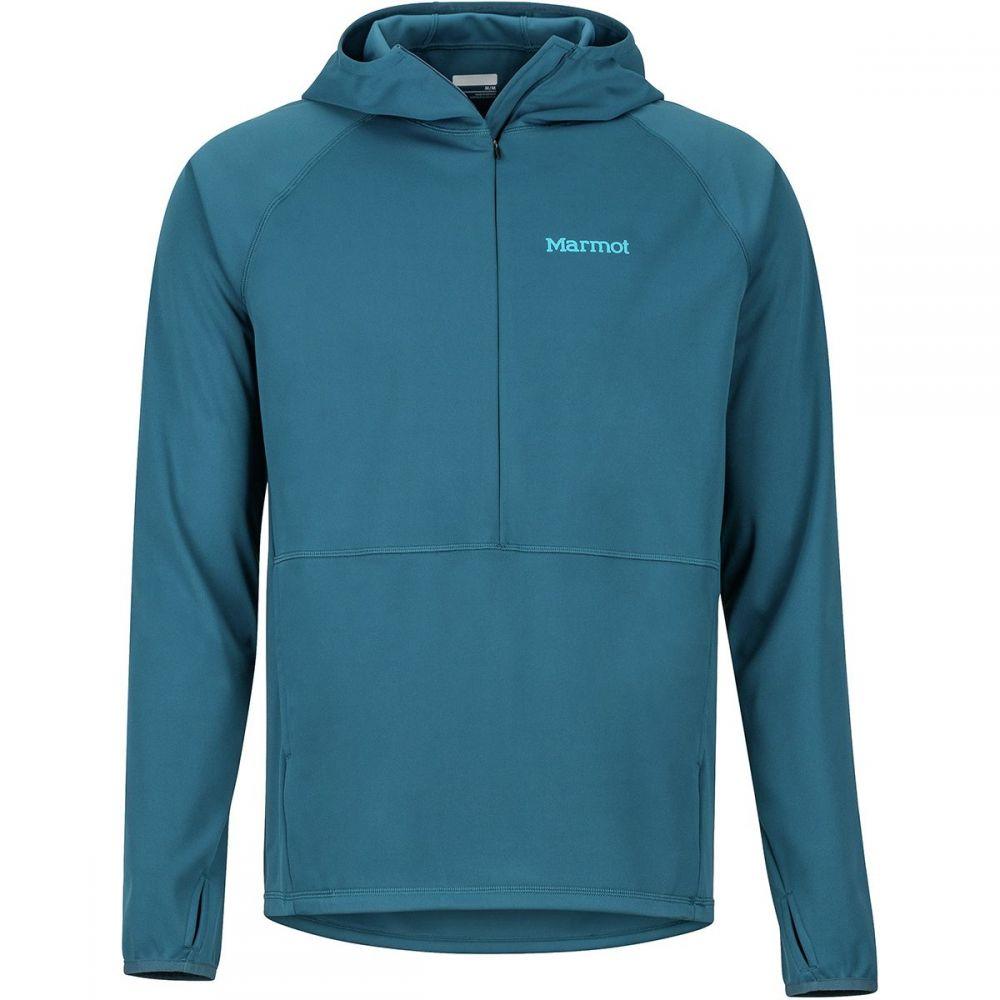 マーモット Marmot メンズ アウター ジャケット【Zenyatta 1/2 - Zip Hooded Jackets】Denim