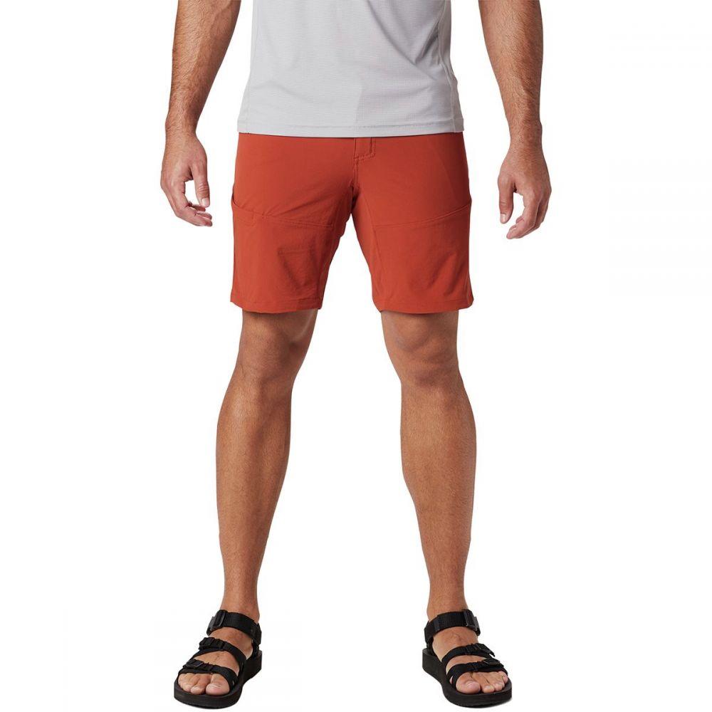 マウンテンハードウェア Mountain Hardwear メンズ ハイキング・登山 ボトムス・パンツ【Logan Canyon Shorts】Dark Copper