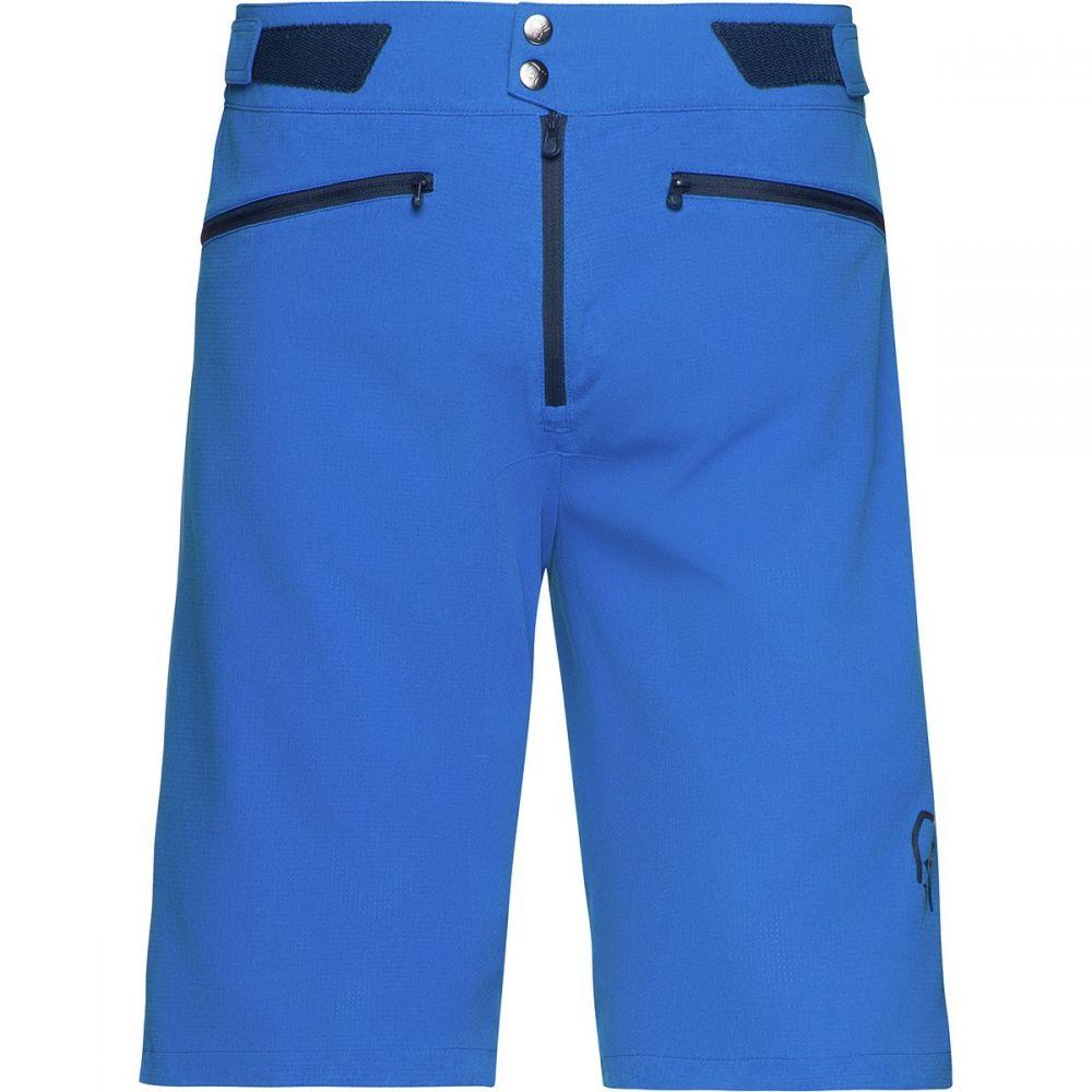 ノローナ Norrona メンズ 自転車 ボトムス・パンツ【Fjora Flex1 Lightweight Shorts】Hot Sapphire