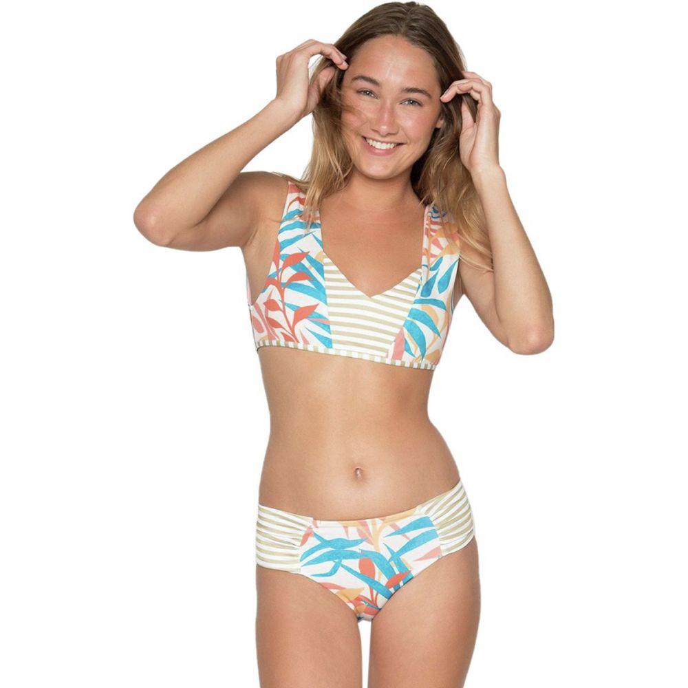 シーアスイムウェア Seea Swimwear レディース 水着・ビーチウェア トップのみ【Milos Reversible Bikini Top】Vida