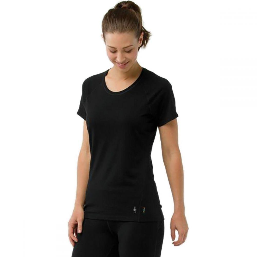 スマートウール Smartwool レディース トップス【Merino 150 Short-Sleeve Baselayer Top】Black