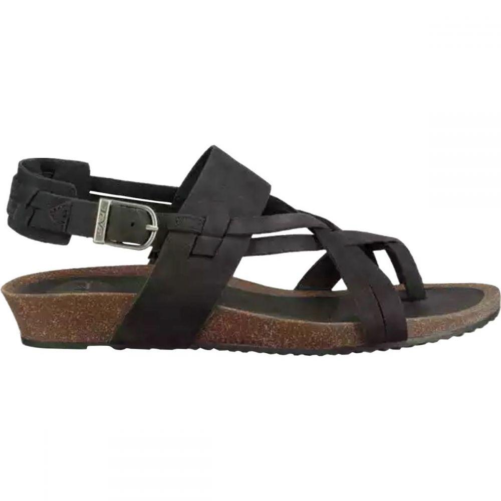 テバ Teva レディース シューズ・靴 サンダル・ミュール【Ysidro Extension Sandal】Black