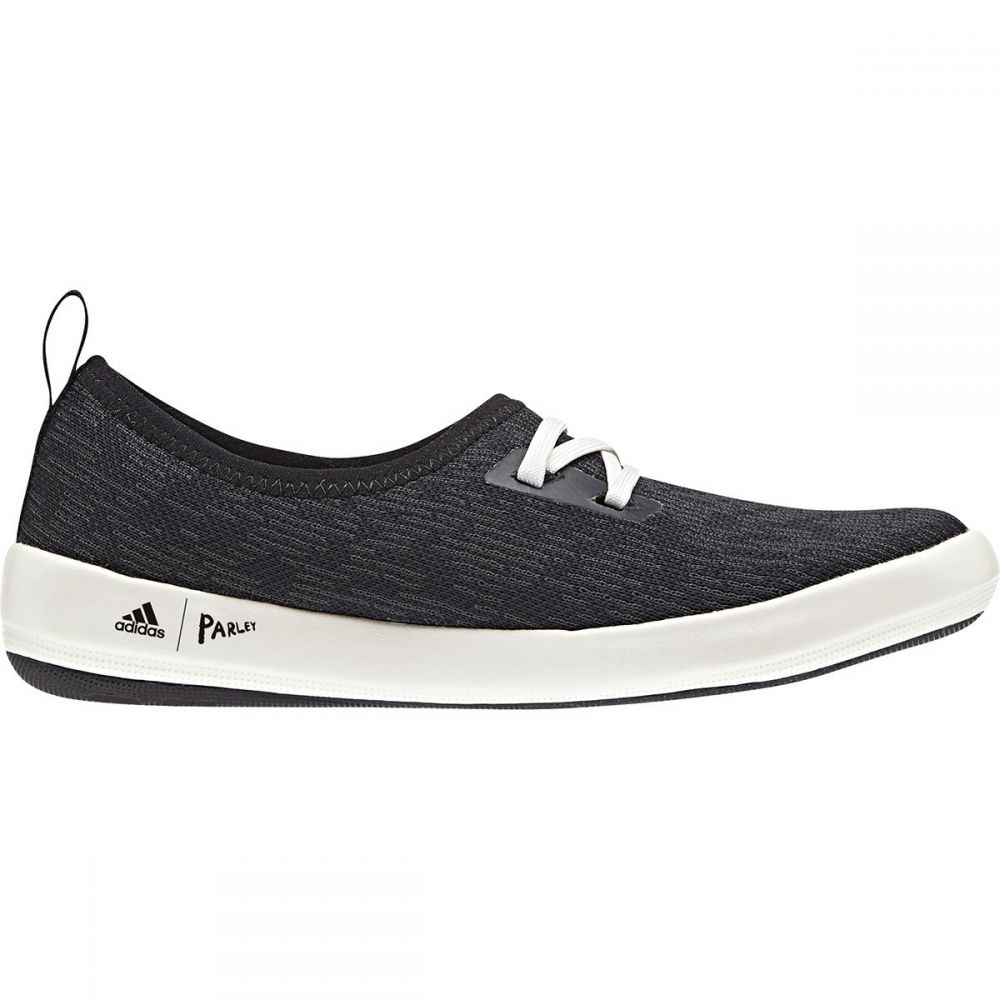 アディダス Adidas Outdoor レディース シューズ・靴 ウォーターシューズ【Terrex CC Boat Sleek Parley Water Shoe】Black/Carbon/Chalk White