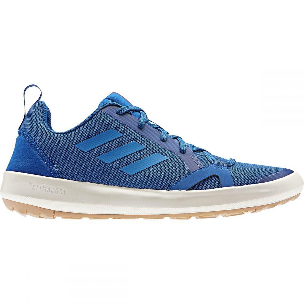 アディダス Adidas Outdoor メンズ シューズ・靴 ウォーターシューズ【Terrex CC Boat Water Shoes】Blue Beauty/Blue Beauty/Chalk White