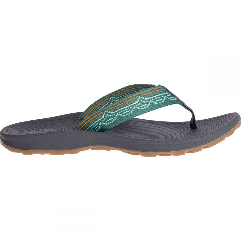 チャコ Chaco レディース シューズ・靴 ビーチサンダル【Playa Pro Web Flip Flop】Blip Teal