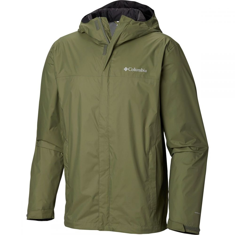 コロンビア Columbia メンズ アウター レインコート【Watertight II Jackets】Cypress