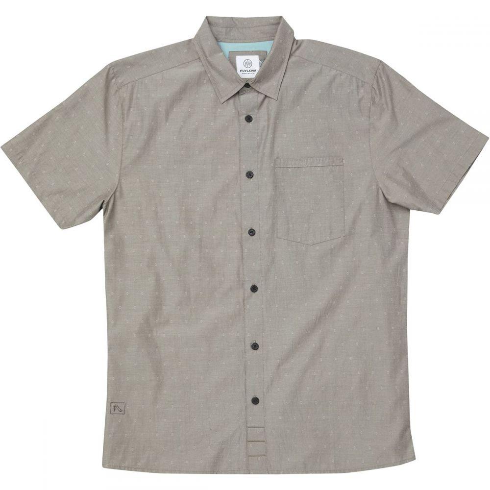 フライロウ Flylow メンズ トップス 半袖シャツ【Phil A Shirts】Stout Jacquard