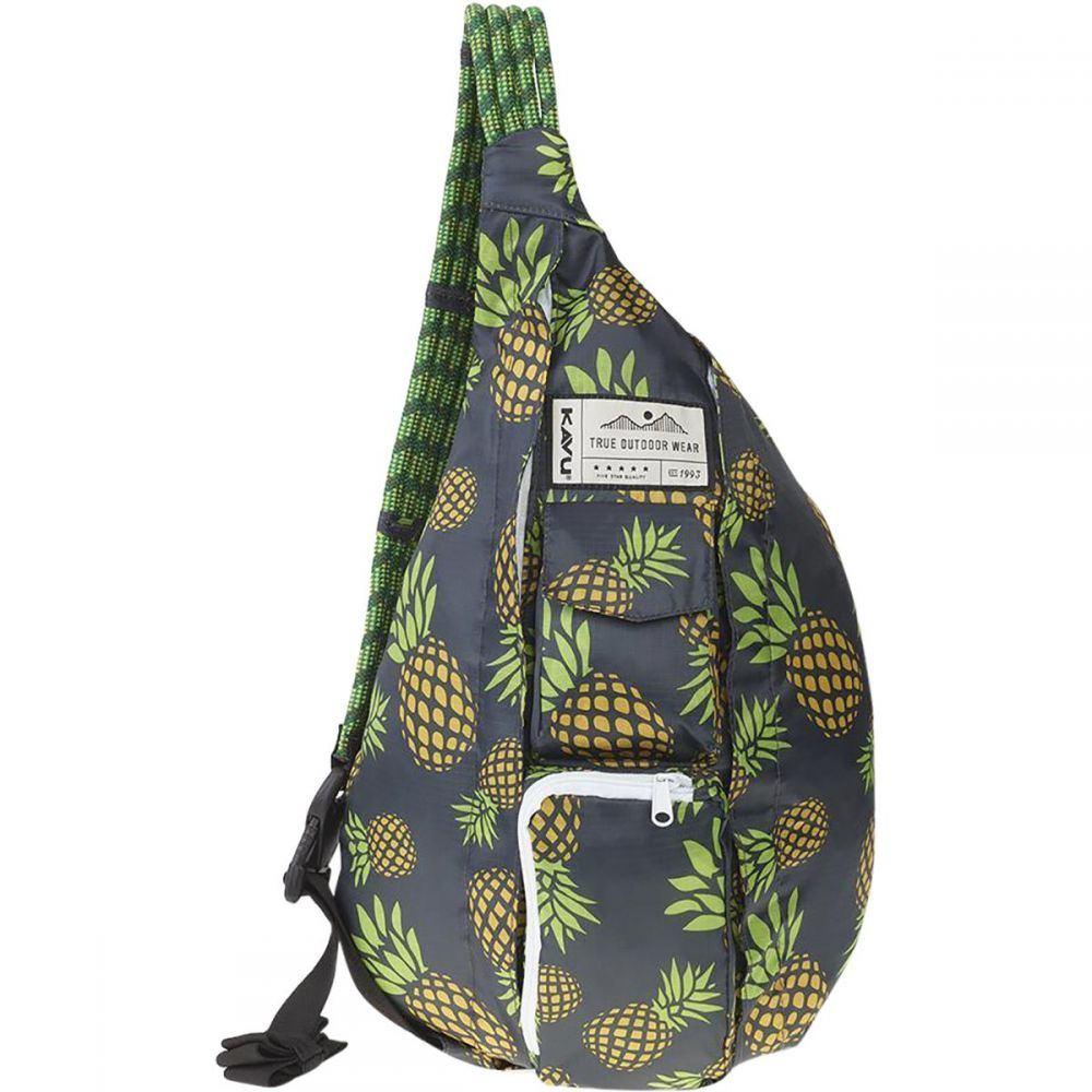 カブー KAVU レディース バッグ ショルダーバッグ【Rope Pack】Pineapple Party