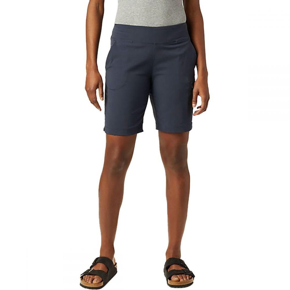 マウンテンハードウェア Mountain Hardwear レディース ハイキング・登山 ボトムス・パンツ【Dynama Bermuda Short】Dark Zinc