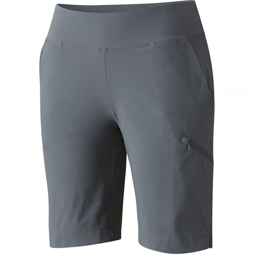 マウンテンハードウェア Mountain Hardwear レディース ハイキング・登山 ボトムス・パンツ【Dynama Bermuda Short】Graphite
