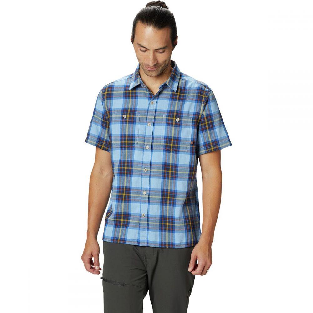 マウンテンハードウェア Mountain Hardwear メンズ トップス 半袖シャツ【Sinks Canyon Short-Sleeve Shirts】Big Sky